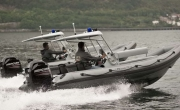 RIB 17' SF for Kazakhstan Police
